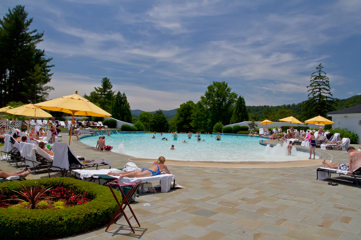 Lincoln's Domain: Tour The Greenbrier Resort