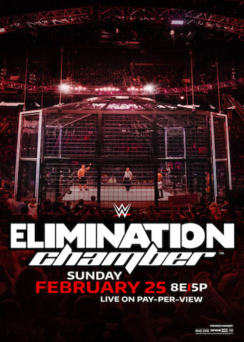 WWE Elimination Chamber 2018 PPV Full Episode Download