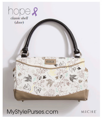 Miche Hope Dove Classic Shell
