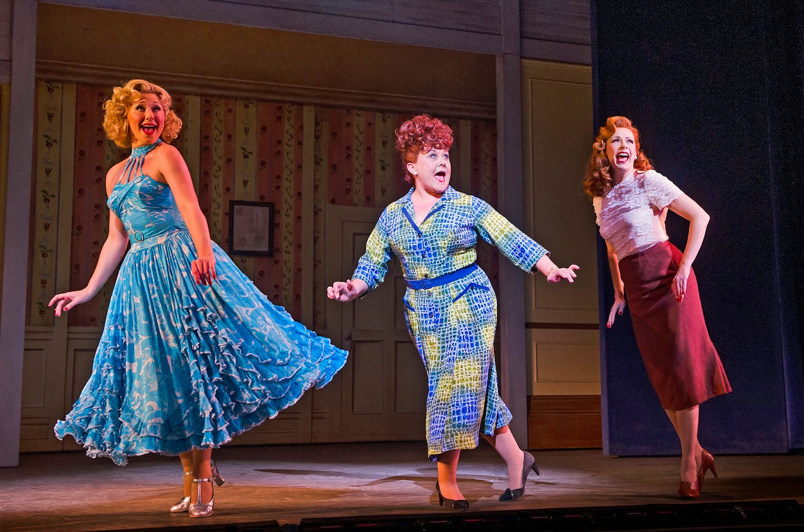 the stage musical is based on the paramount pictures timeless movie classic written for the screen by norman krasna norman panama melvin frank - White Christmas Costumes