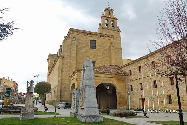Convento de San Francisco, Santo Domingo de la Calzada