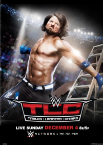 WWE TLC (2016) HDRip 750MB