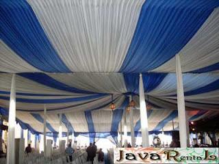 Sewa Tenda Dekorasi VIP - Penyewaan Tenda Dekorasi VIP Event