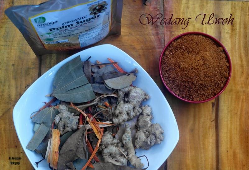 Resep minuman herbal wedang uwuh