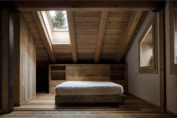 Desain Rumah Kayu  Sederhana di Pegunungan Desain Rumah