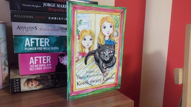 Kotek zwany Czesio- Joanna Ernest- Kaszubowska