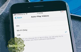 stop App Store video previews