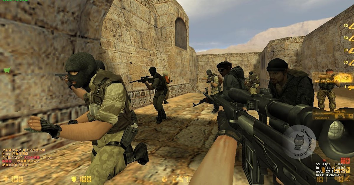 how download counter strike 16 free