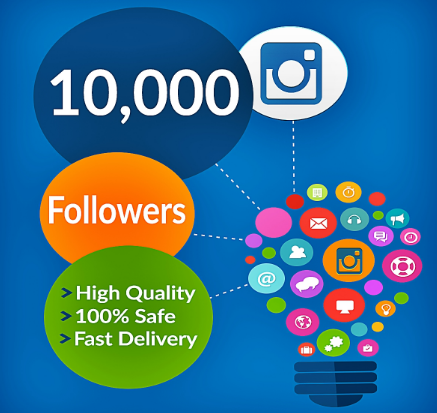 The Best Ways to Get Your Very First 10,000 Fans on Instagram