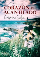 Portada del libro Corazón de Acantilado, de Cristina Selva
