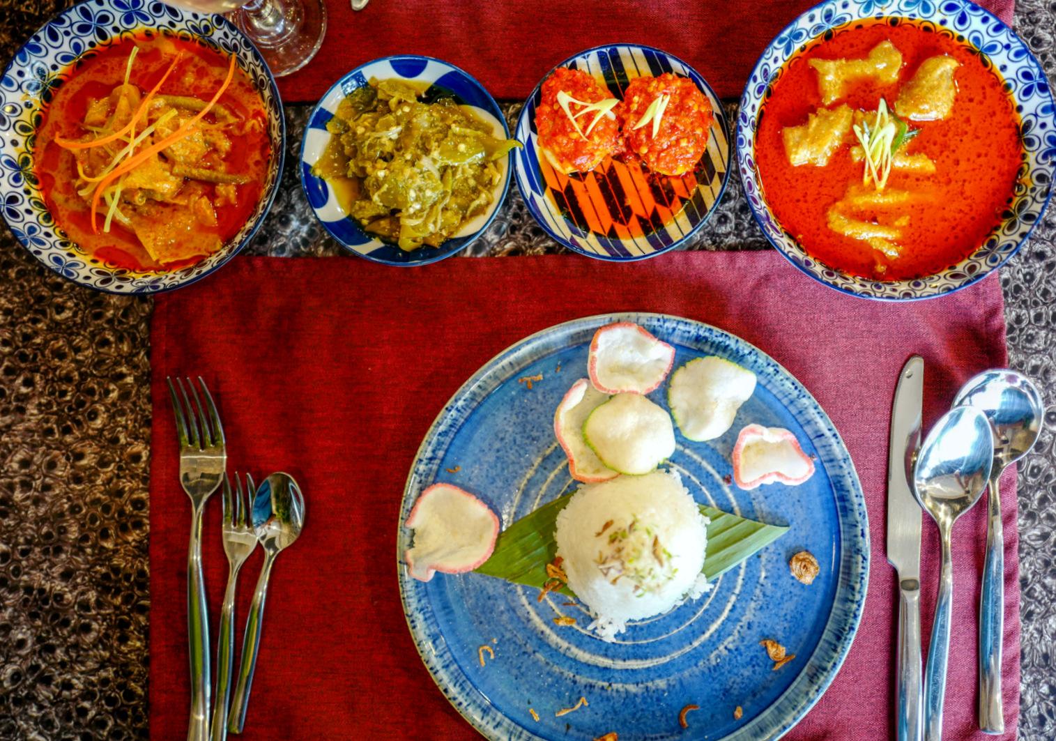 natrabu minang restaurant @ bangsar