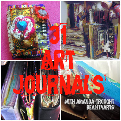 31 Art Journal Series