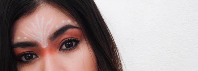 Maquiagem da Anitta no clipe Machika - Inspiração para o Carnaval