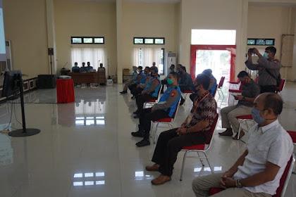 Hari Pertama Puasa Ramadhan Polda Sulsel Gelar Rapat Penetapan Hasil Rikkes Tahap II Penerimaan Bakomsus Perawat dan Bidan Polri TA 2020
