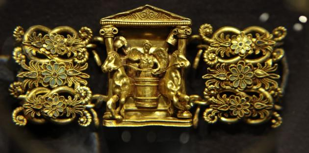 All that glitters in 'Antiquities from Ukraine'