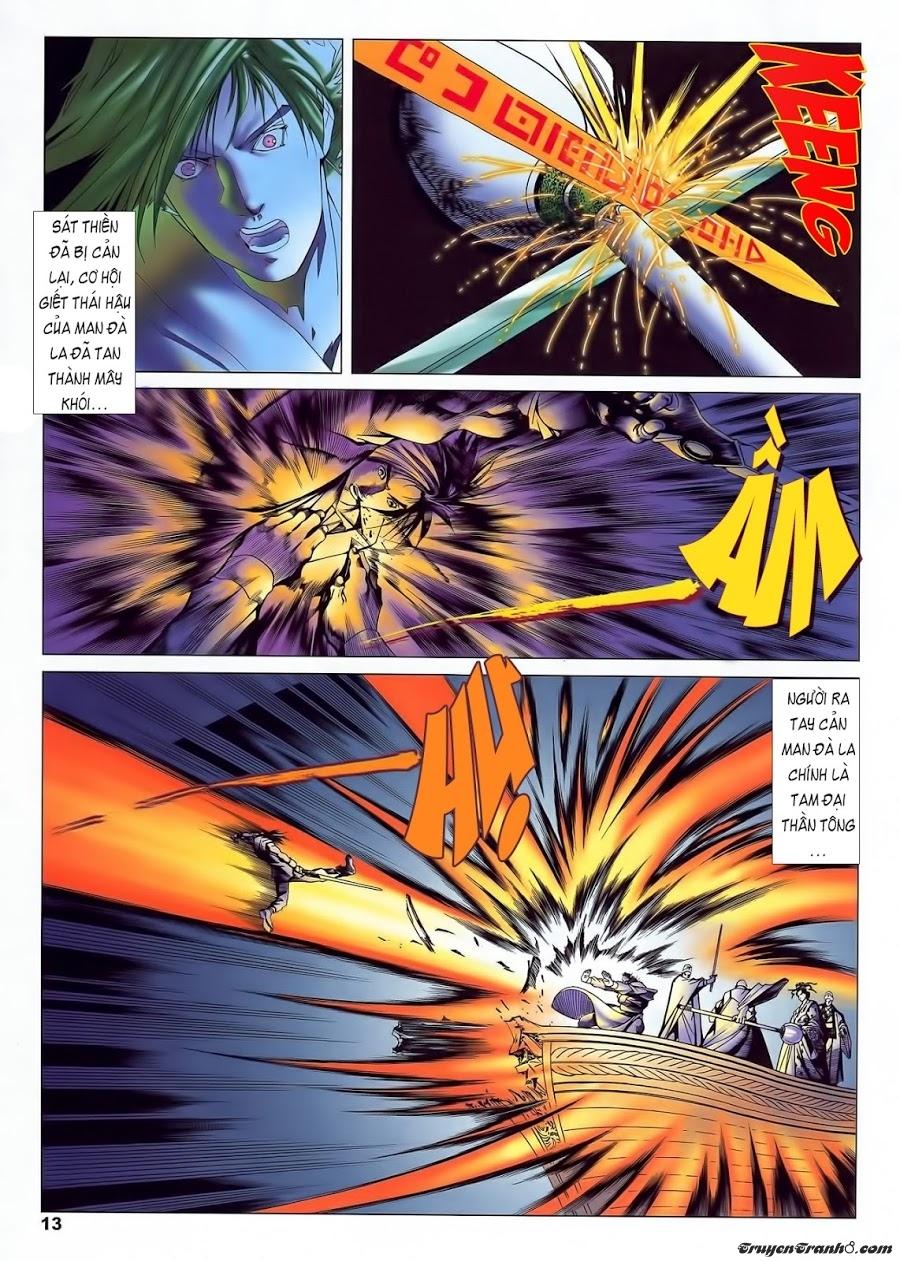 Lục Đạo Thiên Thư chap 21 - Trang 11