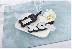 luggage tag wedding gift