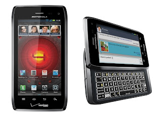 Motorola DROID 4 for Verizon, 4G LTE QWERTY Smartphone unveiled