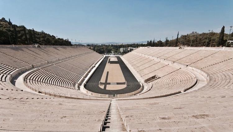 grecja ateny, Stadion Panatenajski, Panathinaiko Stadio athens