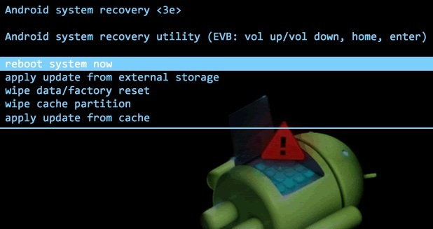 Mengenal Recovery Mode Pada Android