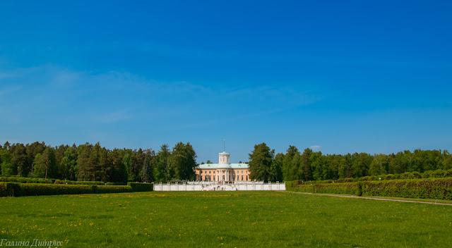 Архангельское дворец фото