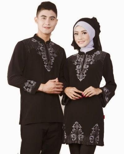 Baju pasangan untuk muslim yang mengagumkan