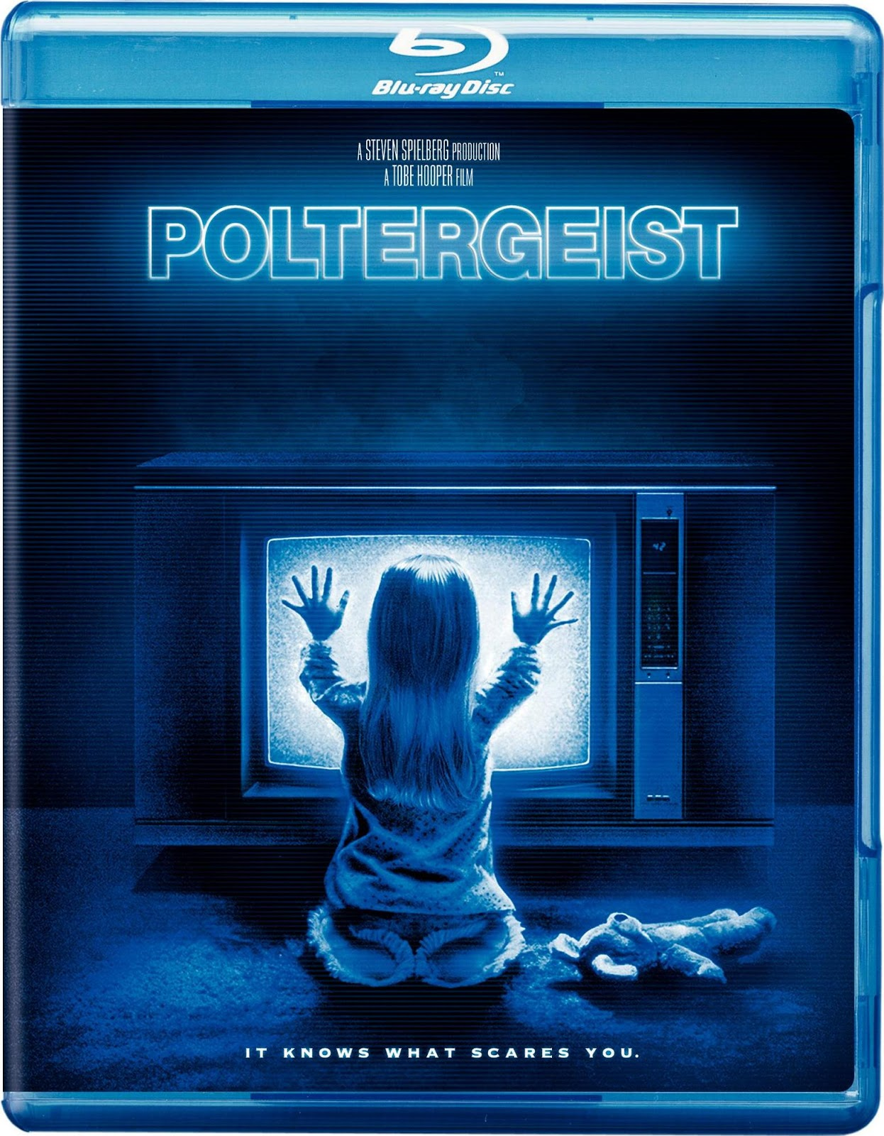 Poltergeist (2015) 1080p BD25 2D y 3D Blu-ray Cover Caratula