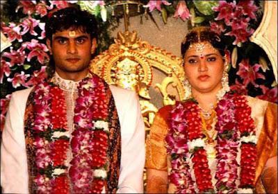 Sudheer Babu and Priyadarshini wedding photos