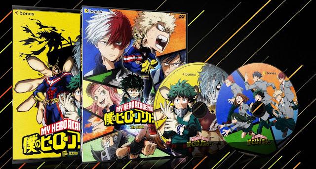 Boku no Hero Academia 2nd Season | Cover DVD |