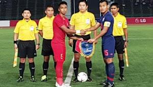 Laga Buruk : Hasil Pertandingan Timnas Indonesia U-23 vs Timnas Thailand U-23