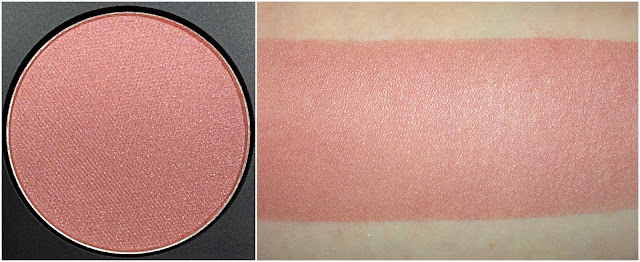 JOKO MAKE-UP Perfect Your Look Eye Shadows 301 swatche - Beige rosé