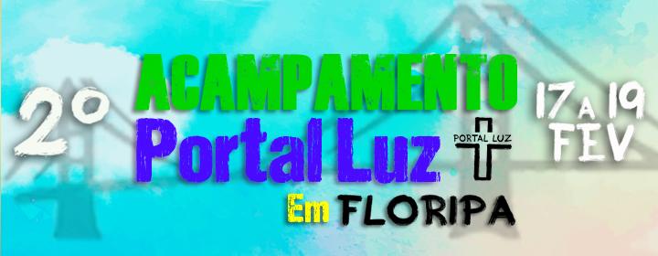 Últimos preparativos para o 2º Acampamento Portal Luz em Floripa