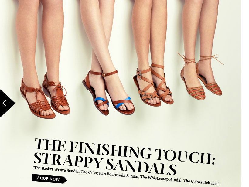 8d876adc5fd3 I have the crisscross boardwalk sandals (worn here)