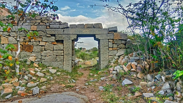 Gudekote Fort, Karnataka