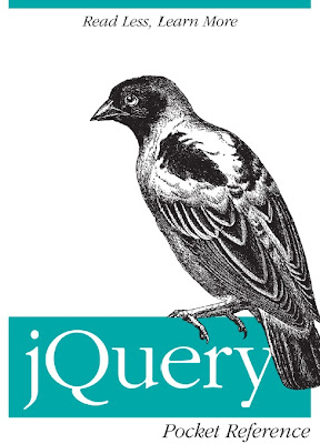 jQuery Pocket Reference, Pdf ebook