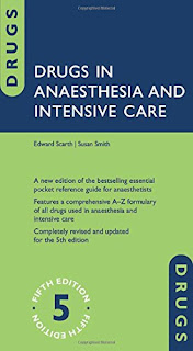 Drugs in anaesthesia and intensive care 5th 1