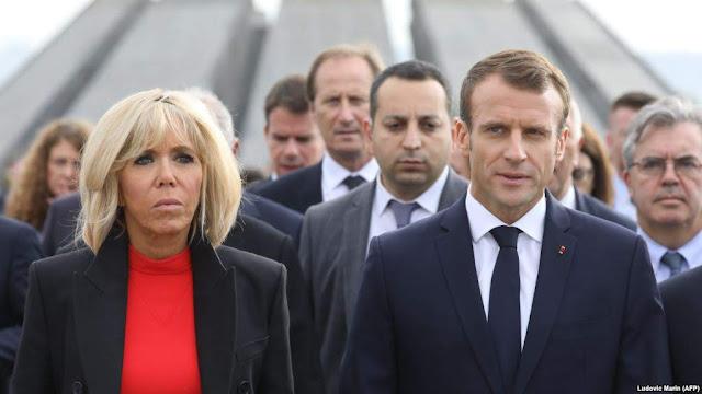 Macron declara el 24 de abril día del genocidio armenio en Francia