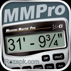 Measure Master Pro Calculator Paid Apk v1.1.0 For Android