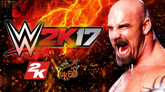 Pre-Order WWE 2K17 & get Goldberg