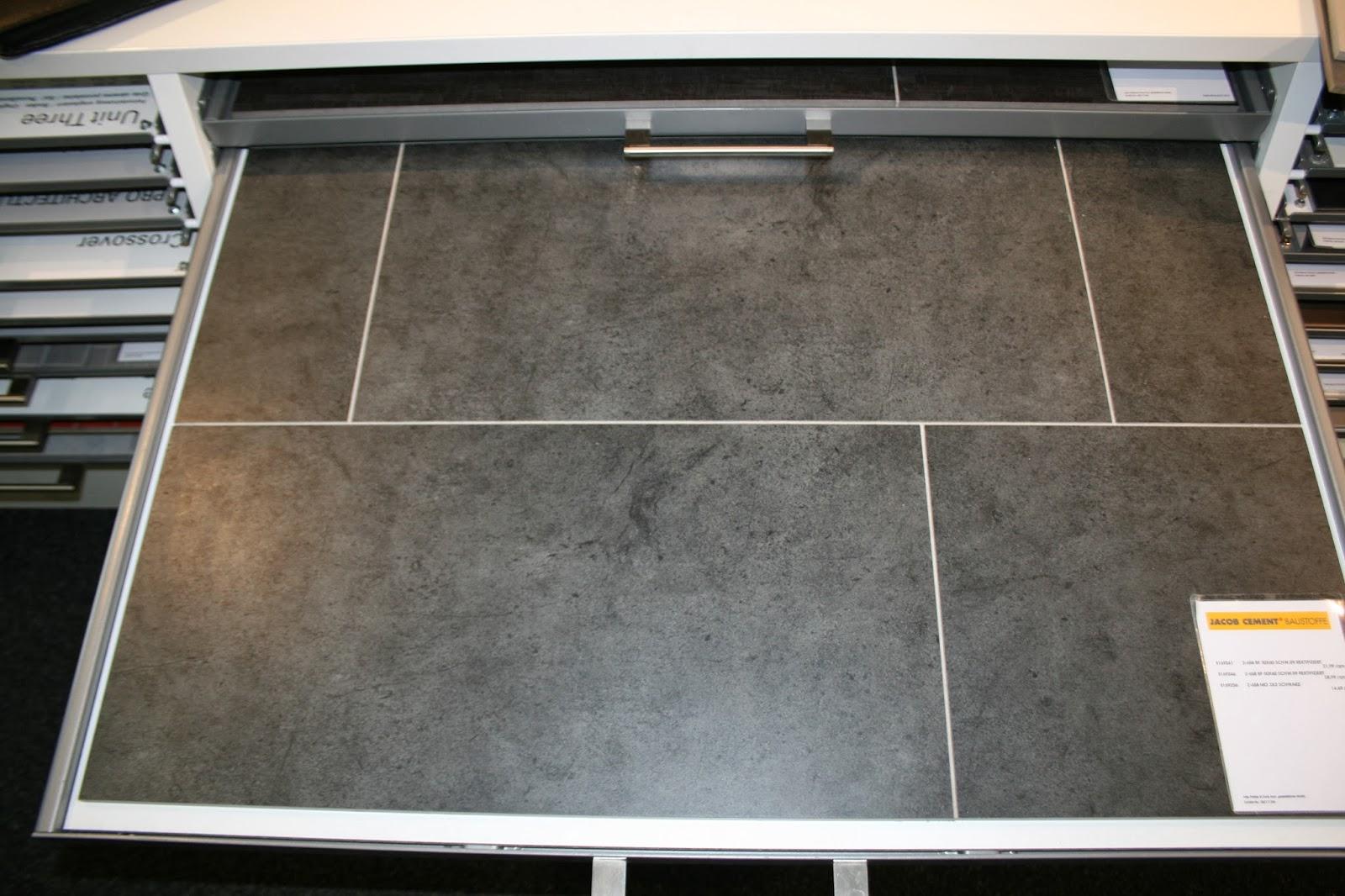 tcm bauen ein haus bemusterung der fliesen teil ii. Black Bedroom Furniture Sets. Home Design Ideas