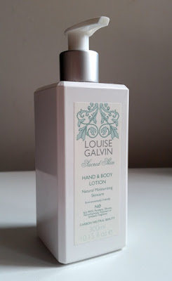 Louise Galvin Sacred Skin Hand & Body Lotion