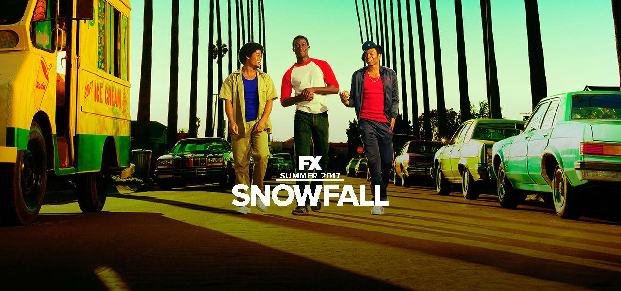 Snowfall FX