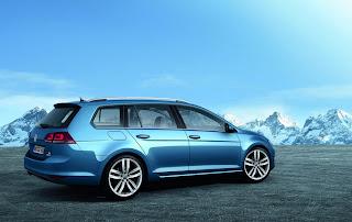 Volkswagen Golf Variant ab sofort bestellbar MyAuto24 ...