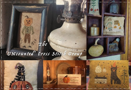 ~ UNcounted Cross Stitch Group ~