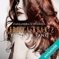 Couverture du livre audio Rebecca Kean 2