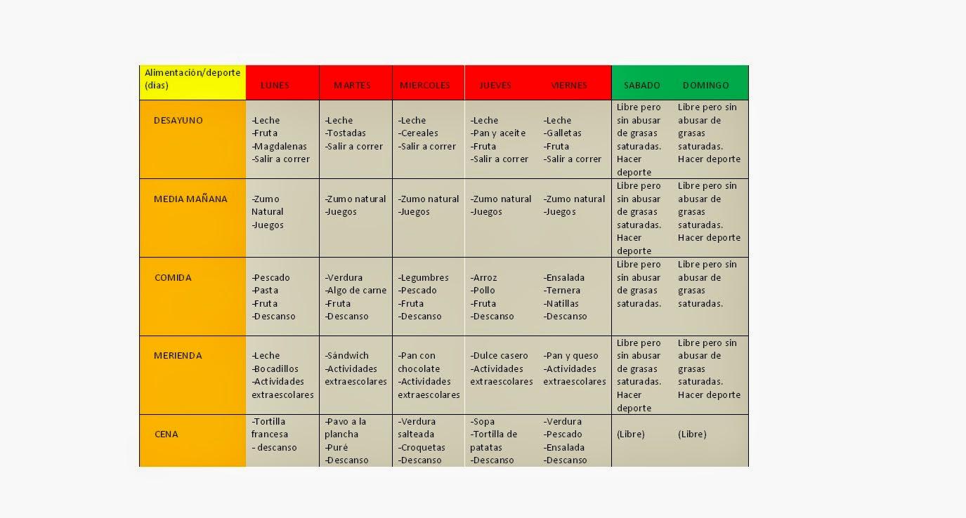 Calendario Fisico.Afmassalud Calendario Fisico Y Saludable