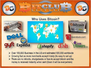 Investment in bitclub network