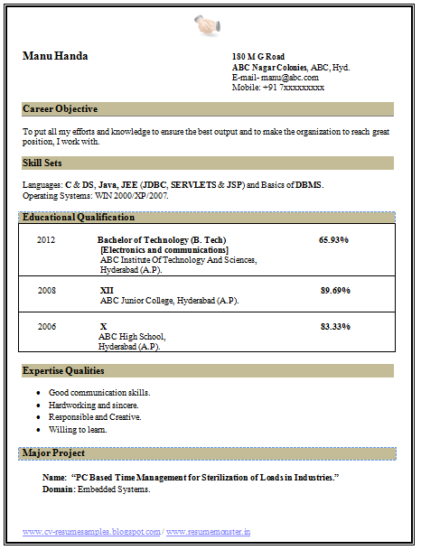 Sample Resumes For Experienced Professionals   Experienced       professional experience examples for resume happytom co