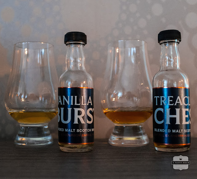 Wemyss Malts Family Collection - Vanilla Burst & Treacle Chest