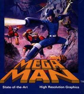 Carátula de Mega Man de 1987